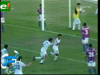 Mamoré resucita y gana a La Paz 3-2