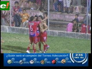 Guabirá gana 2-0 y desata una crisis en Aurora