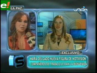 María Delgado dejó Unitel y se fue a Red Uno