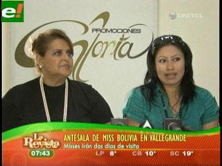 Vallegrande será la antesala del Miss Bolivia