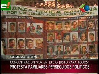Mañana se institucionalizará como día del «perseguido político»