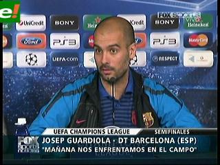 Pep Guardiola: «Jose es el puto amo, le doy la Champions…»