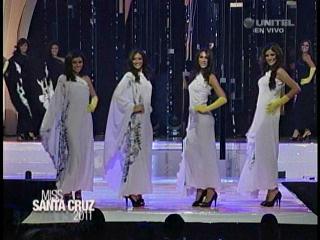 Comenzó el certamen Miss Santa Cruz 2011