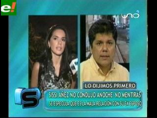 """Sissi Áñez dejó """"No mentirás"""""""