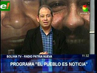 """Carlos Romero: """"Existe gente que quiere dañar la imagen del país"""""""