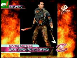 """Según D&F: Mario Méndez es el """"destripador"""" de la farándula"""