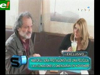 Maricruz Ribera sería protagonista en una película