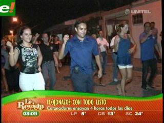 """""""Flojonazos"""" listos para la primera """"preca"""""""