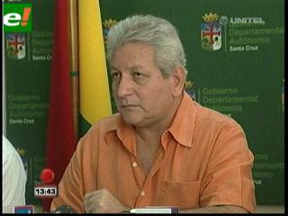 Dirigentes de la COD denuncian a Rubén Costas por pagar sueldo a Edwin Fernández