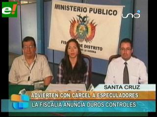 Fiscal Arminda Méndez advierte con cárcel a comerciantes que no regulen los precios