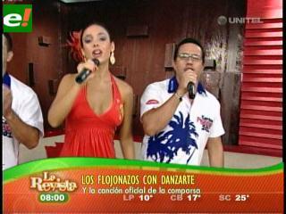 """""""Camba flojonazo"""" la canción oficial del carnaval cruceño 2011"""