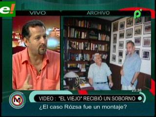 """Gary Prado analiza el soborno del """"Viejo"""""""