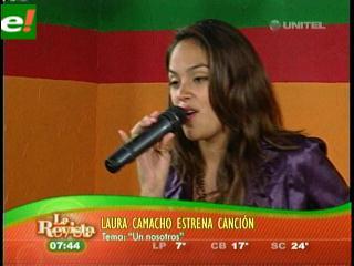 """Laura Camacho estrena """"Un nosotros"""""""