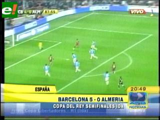 Barcelona y Madrid ganan en la Copa del Rey
