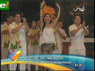 Festival del «majadito» será el domingo 22