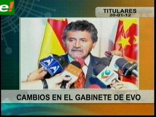 Renunció Iván Canelas ministro de comunicación