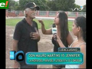 Padre de Marcelo Martins envuelto en escándalo
