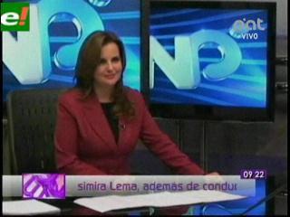 Casimira Lema ahora está en Noticias PAT