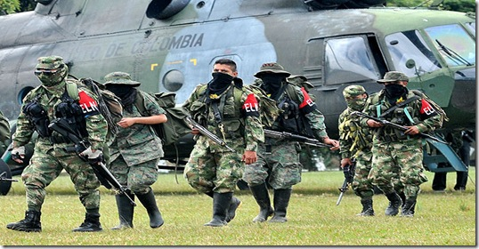 COLOMBIA-ELN-DEMOBILIZED