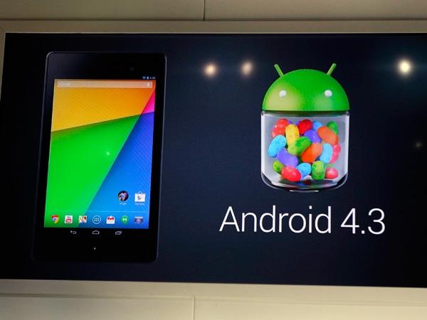 Las principales novedades de Android 4.3
