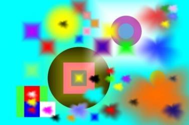 Ejemplo de uno de las obras expuestas