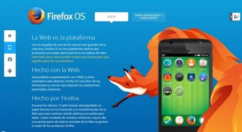 Firefox OS Tabletas