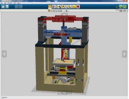 LEGOBot 3D