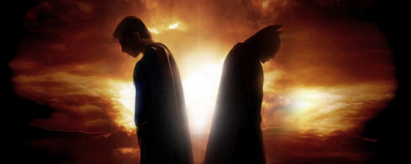 pelicula de superman y batman