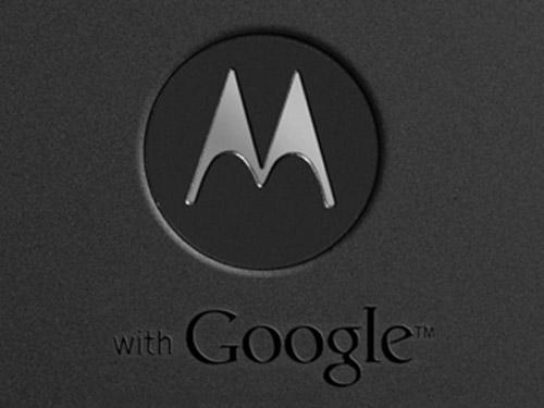 Logo de Motorola y Google