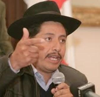 Conflicto limítrofe entre Chuquisaca y Cochabamba está resuelto dice Urquizo