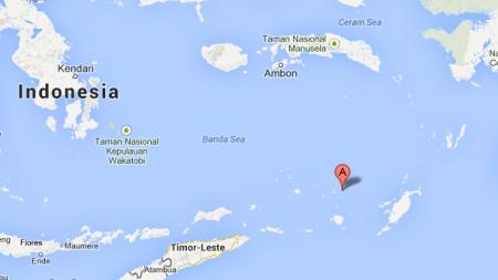 Sismo de magnitud 6,3 sacude Indonesia