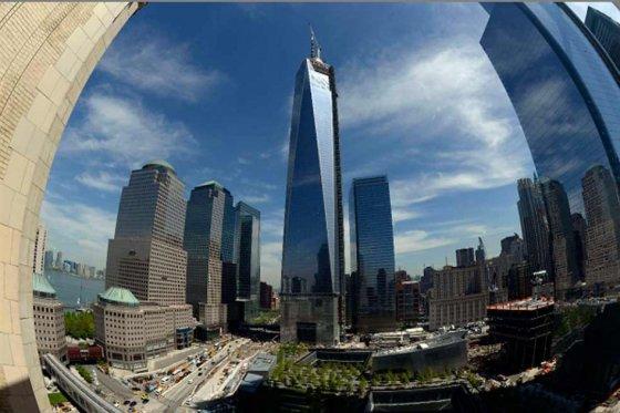 Nuevo World Trade Center, elegido como el rascacielos más alto de EE.UU.