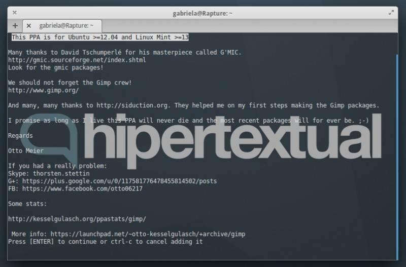 comandos en linux