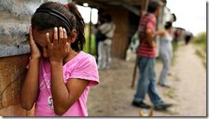 Uno de los principales problemas del país es la pobreza y la desigualdad.