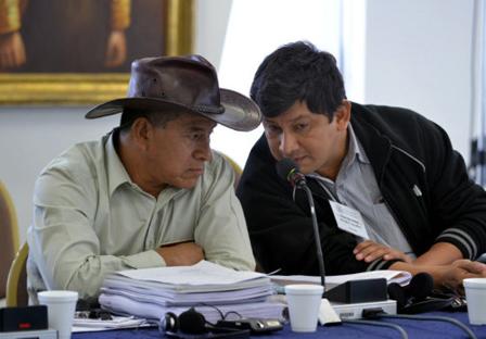 Indigenas-del-TIPNIS-decidieron-no-devolver-documentos-secuestrados-del-Censo-Agropecuario