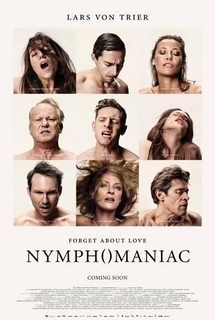 Cartel de la película 'Nymphomaniac'