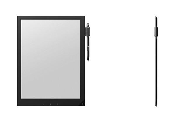 Sony cuaderno del futuro