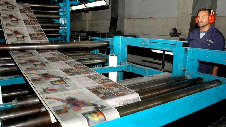 Numerosos periódicos temen por su futuro