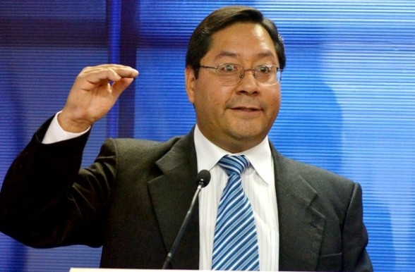 Ministro Arce ratifica doble aguinaldo para este  2014