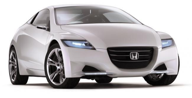 Honda coche