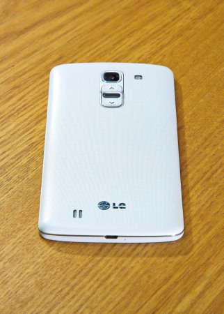 LG G Pro 2 filtrado por sorpresa: luce su blanco tipito ante la cámara