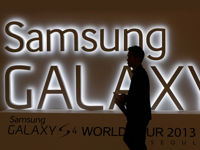 Luminoso de Samsung