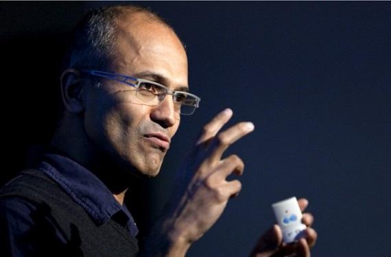 Satya Nadella 800x400 Satya Nadella sería el nuevo CEO de Microsoft y Bill Gates podría dejar de ser presidente
