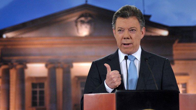 Santos va por su segundo mandato