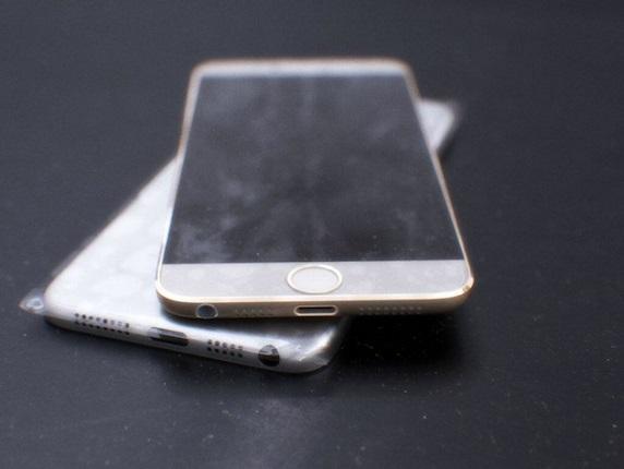 3 Aparecen en la red de redes las primeras imágenes de lo que podría ser el iPhone 6