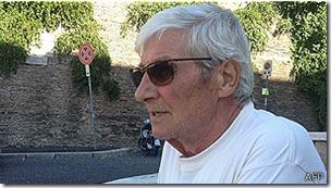 Carmine Schiavone vive de su pensión con una nueva identidad.