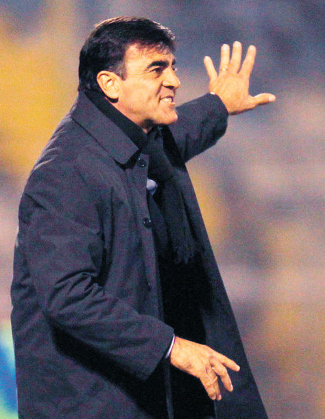 Gustavo Quinteros. Foto: EFE