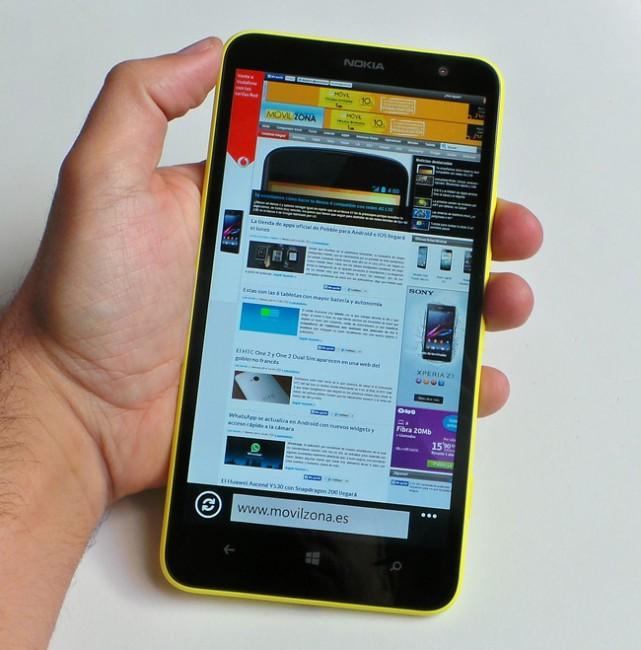 Phablet Nokia Lumia 1320