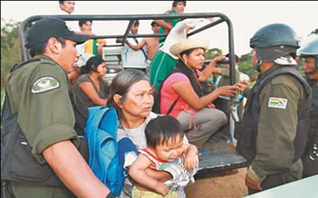 Caso-Chaparina:-Opositores-sostienen-que-justicia-boliviana-esta-subordinada-al-ejecutivo