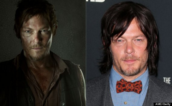 norman reemus walking dead